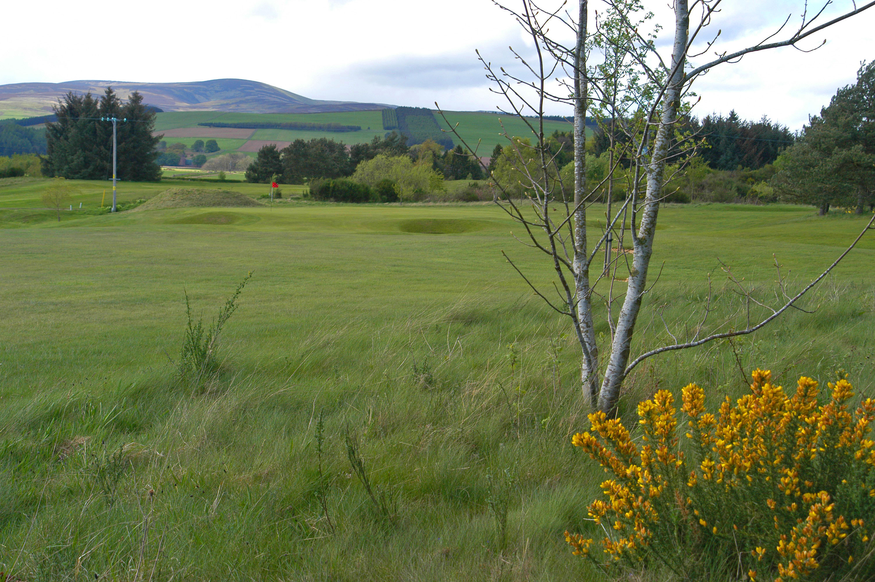 17 th Hole Edzell Golf Course   (3)